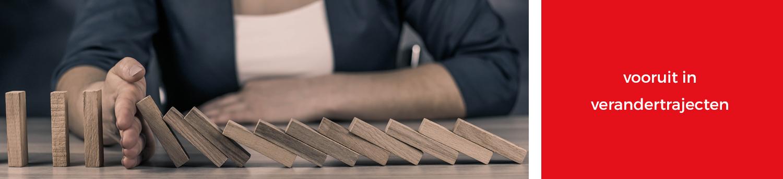 patronen doorbreken met organisatieadvies