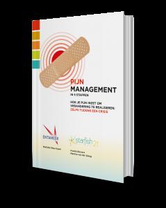 Omslag ebook Pijnmanagement in 5 stappen